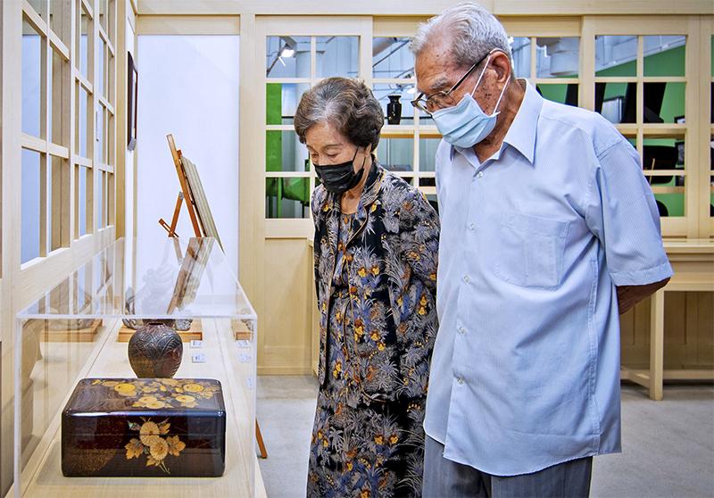 「王清霜100+ 漆藝巨擘百歲特展」向百歲人間國寶致敬